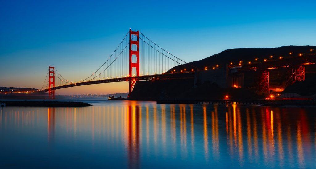 Gold Gate Bridge San Francisco