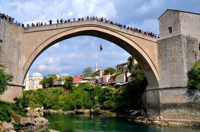 Mostar Old Bridge - Stari Most