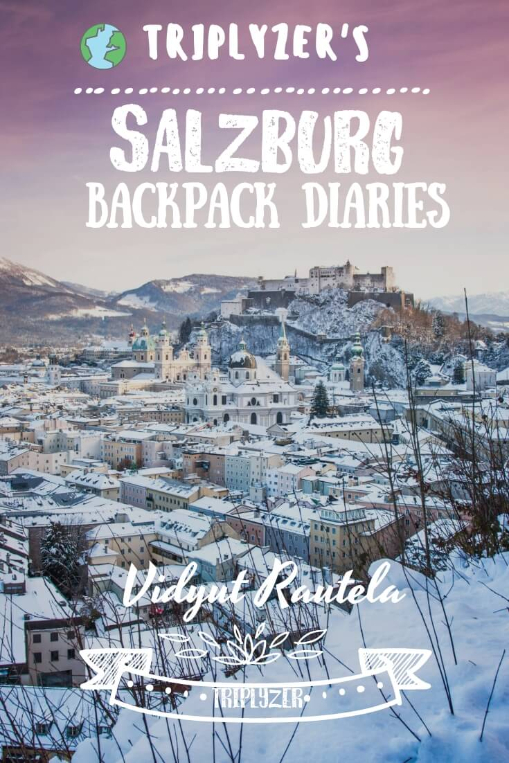 Salzburg Travel Guide Pinterest
