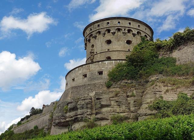 Wurzburg fortress, Germany