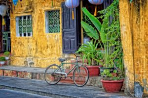 Hoi An Old Town, Colorful Heritage Houses